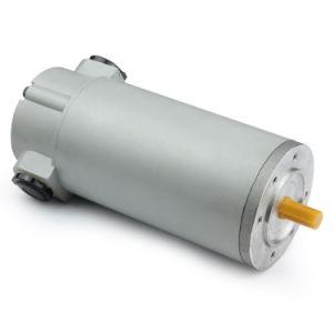 12V PMDC motor de cepillo para equipos aeronáuticos