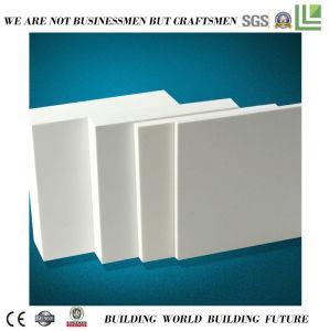 18mm de mousse en PVC blanc Conseil avec une rigidité élevée