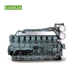 800kw Mitsubishi Open Type Groupes électrogènes diesel Power Factory