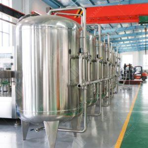 De volledigere Behandeling van het Water en Bottelarijen voor de Fabriek van het Water