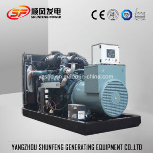 Super Stille Diesel van de Stroom 570kVA 456kw Doosan OEM van de Generator