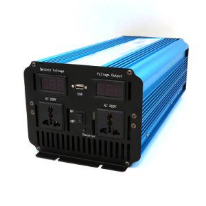 A elevada eficiência 2000W Inversor de onda senoidal pura para a energia solar