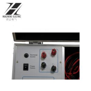 卸し売りディーラー2018年の最近携帯用変圧器DCの抵抗のテスター
