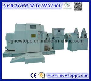 De automatische Machine van het Type van Cantilever Enige Verdraaiende voor de Draad van de Hoge Frequentie