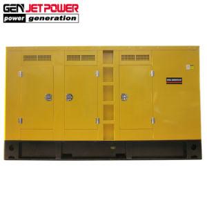 3自動切換スイッチが付いている段階100kVA 200kVAの発電機
