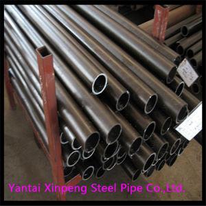 Buis van het Staal van de Koolstof van China ASTM 106b A53 de Lage Vezel Ontharde