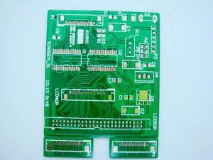 Placa de circuito impresso Hal Pb Free PCB
