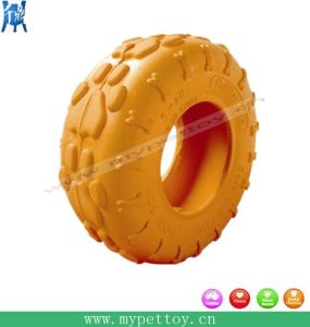 """8 """" in Rubber Tire, Tire Toy, Dog Toy, Pet Toy"""