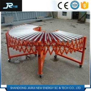 Trasportatore a rulli motorizzato galvanizzato di gravità del acciaio al carbonio per i sistemi di logistica