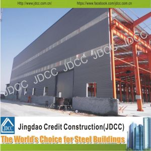 Bajo costo de la luz de la Oficina de la fábrica Multi-Storey Edificio de estructura de acero
