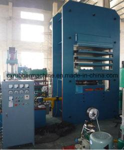80t 푸시-풀 고무 가황 기계 또는 가황 압박 기계 또는 격판덮개 고무 가황 압박 기계