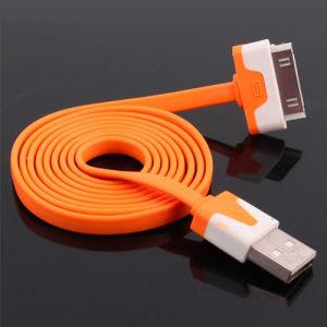 Vente populaire 30broche à l'suis iPhone4 Câbles chargeur USB