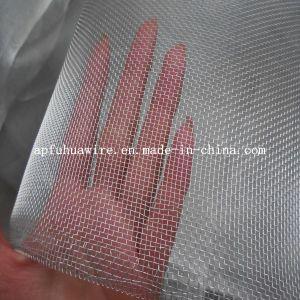 Rete metallica di alluminio per il portello e la finestra