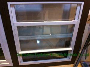 Fenêtres à Guillotine Coulissant Vertical En Aluminium Revêtement