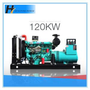 120kw de diesel Prijs van de Generator met Alternator Stamford