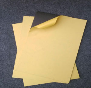 Álbum fotográfico folhas de PVC, e auto-adesivo folha a folha de PVC para Photobook