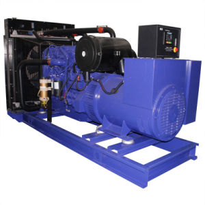 100kw-3000kw 디젤과 가스 열린 구조 발전기