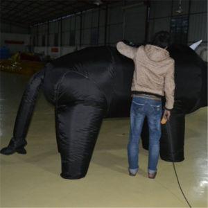 Prodotto gonfiabile personalizzato grande Bull gonfiabile