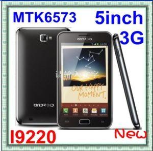 I9220 MTK6573 5.0 Cellphone