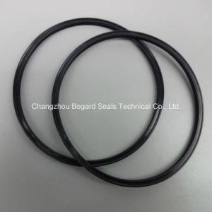 Стабильной и Ozone-Resistance черный NBR резиновое уплотнение с кольцевыми уплотнениями