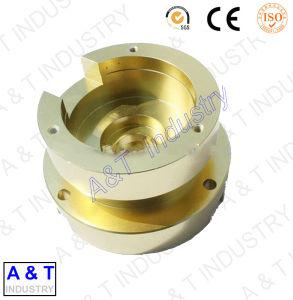 на алюминии точности CNC/латуни/нержавеющей стали/подвергая механической обработке частях с высоким качеством