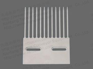 Plaques de transfert de doigt 5997 pour le plastique de la courroie du convoyeur