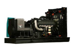 Van de Diesel van Mtu de Reeks Generator van de Macht 250kw (SM344E)