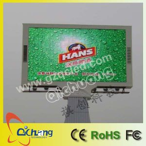 P16 Affichage LED de panneaux publicitaires