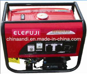 Sh3200 Sh3900 Sh7600 Elemaxの電力ガソリン発電機