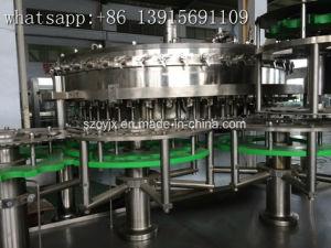 Автоматическая 15000-20000bph 50 глав государств для безалкогольных газированных напитков CO2 воды линии наполнения