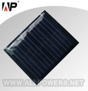 30*25 millimetro A resina epossidica-Ha coperto il pannello solare