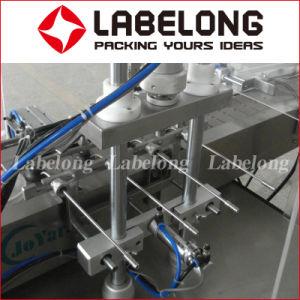 自動プラスチックによってびん詰めにされる線形水満ちるか、またはびん詰めにする機械装置を完了しなさい