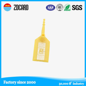 RFID 동물성 귀 꼬리표 134.2kHz ISO11784에 의하여 주문을 받아서 만들어지는 로고
