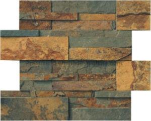 壁のクラッディング(CSFA-1120)のための外部の人工的なクラッディング文化石