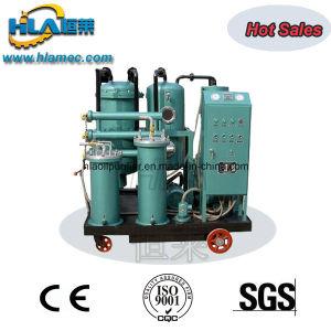 Tipo de calefacción de vacío móvil utiliza aceite de engranajes Máquina purificadora