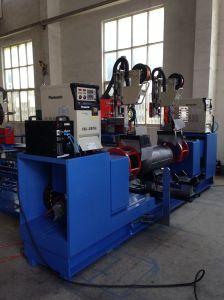 LPGのガスポンプの生産ライン自動ボディ溶接機