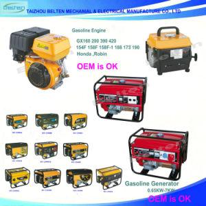Bt-1500 2.4HP портативный бензиновый генератор для домашнего использования