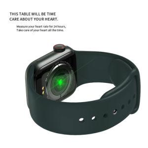 Vigilancia inteligente 4G LTE, llena la pantalla táctil de 1.3 pulgadas Smartwatch Fitness Tracker con monitor, el sueño Tracker, cronómetro, IP68 Resistente al agua reloj Fitness