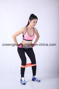 Сопротивление полосы фитнес-полосы осуществлять полосы ноги петель латекс фитнес