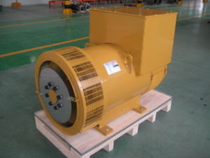 China 1250 kVA/1000kw Stamford sin escobillas Self-Exciting alternador trifásico (JDG404G)