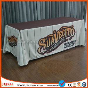 Feria de publicidad tapa de la mesa sin MOQ