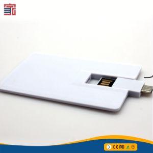 OEM/ODM портативный кредитной карты памяти USB Flash диск