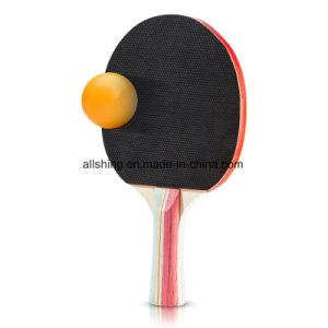 Jeu de ping-pong -- Caoutchouc spongieux mou