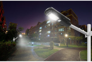 Alle in einem LED-im Freien Solarstraßenlaterne