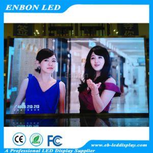 P3.91, P4.81, P5.68, P6.25 extérieur/intérieur affichage LED en couleur pour des événements