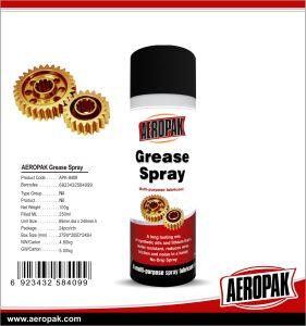 Aeropak 200ml de óleo em spray lubrificante
