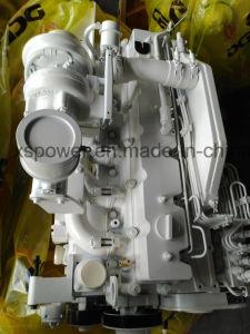 De met water gekoelde Originele Dieselmotor van de Boot van Cummins Mariene voor Generator