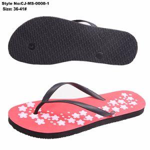 Personnaliser Cheap Womens PE de l'été plage Flip Flop pantoufles