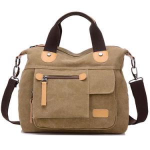 Sacchetto di Tote dell'imbracatura della signora Fashion Canvas Handbag Crossbody di grande capienza