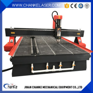 MDFの木製の切断の設計のためのCk13250表玄関の木製の働く機械